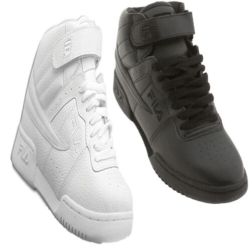 Fila F-13V Boy's Triple White Basketball Sneakers Shoes best-selling model of the brand