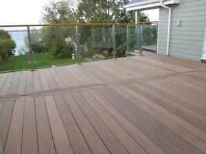 Image Is Loading 90mm X 19mm Ipe Smooth Hardwood Contemporary Garden
