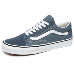 vans blu scarpe