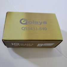 QOLSYS SECURITY ALARM IQ GLASS-S WIRELESS GLASS BREAK DETECTOR SENSORQS1431-840