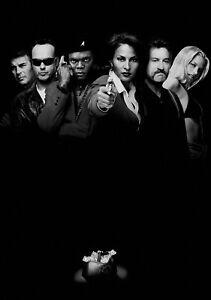 JACKIE-BROWN-Movie-PHOTO-Print-POSTER-Textless-Film-Art-Quentin-Tarantino-002