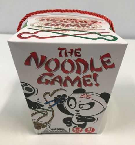 Bananagrams The Noodle Game A Game of Chopsticks Action & Oodles of Fun ages 6+