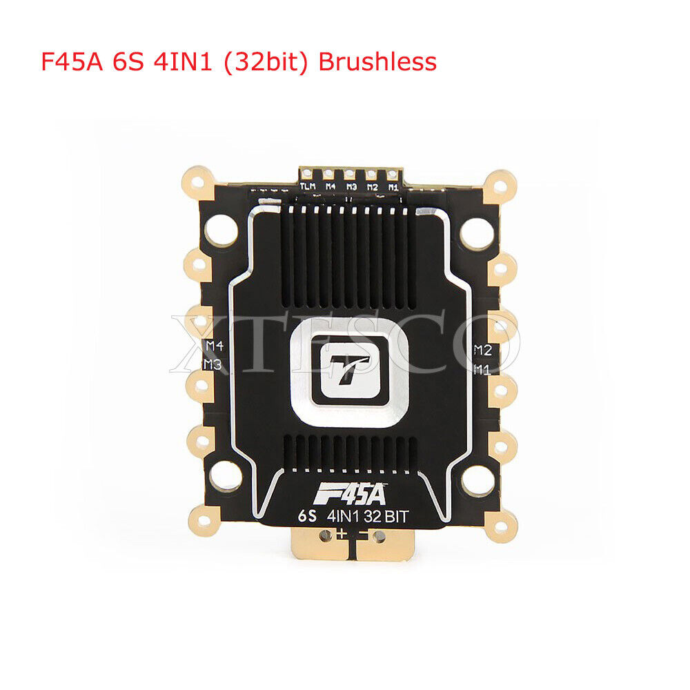 F45a 6s 4in1 (32bit) esc blheli _ 32 dshot 1200 brushless for DIY RC drone XS 90