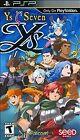 Ys Seven (Sony PSP, 2010)