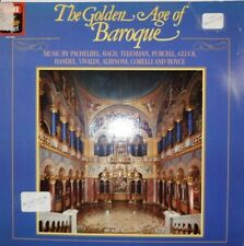 The Golden Age of Baroque 33RPM SB-3959 2 record set   100116LLE#2