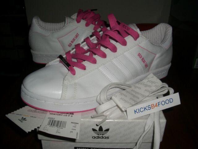 DS 2006 Adidas Adicolor Century Lo P3 Vice Magazine US 11 Pink Colette