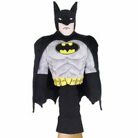 Licensed Kids Hand Puppet Batman Figure For Self Expression - Batman on Sale