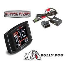 BULLY DOG TRIPLE DOG GT DIESEL TUNER FOR 13-16 DODGE CUMMINS W UNLOCK CABLE