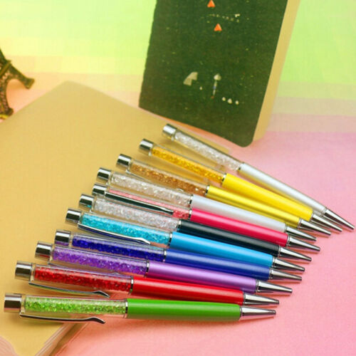 Kugelschreiber Touch Pen für Phone Pad Tablet Bling Strass Kristall-5-Farben