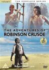 Adventures of Robinson Crusoe The Complete Series 5027626273545 DVD Region 2