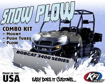 KFI 105465 Winch Plow Mount