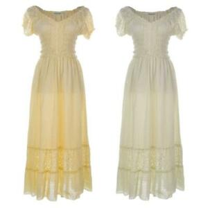 Women-Maxi-Boho-Floral-Summer-Beach-Long-Skirt-Evening-Cocktail-Party-Dress-0515