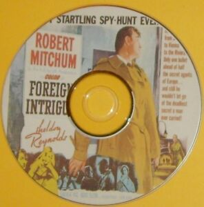 foreign intrigue 1956