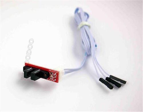 3Pcs Optical Endstop Switch For Cnc 3D Printer Reprap Prusa Mendel Ramps 1.4 tp