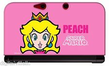 HORI Nintendo 3DS XL Silicone Protector Peach  New Official Licensed Product