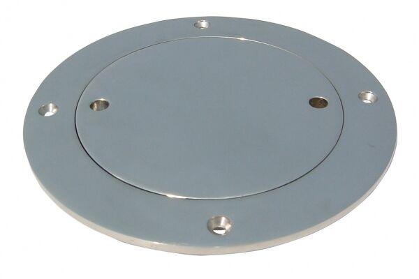 Inspektionsdeckel Inspektionsdeckel Inspektionsdeckel  Inspektionsluke Edelstahl  141mm  ARBO-INOX 8dbb76