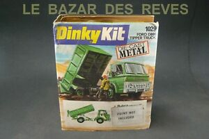 DINKY-TOYS-GB-KIT-Camion-FORD-REF-1029-Boite