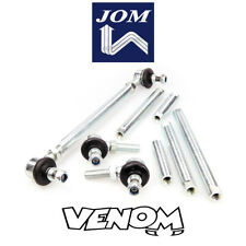 JOM Short Adjustable Front Drop Links 15-20cm 22-27cm 27-32cm M10 M12 740412B