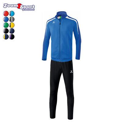 Erima Liga 2.0 Polyesteranzug Herren Fussball Trainingsanzug Training | eBay