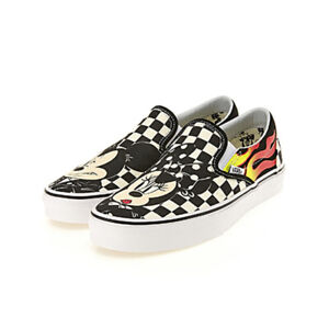 VANS-x-Disney-Mickey-Mouse-Slip-on-Skate-Sneakers-Shoes-VN0A38F7UJ4