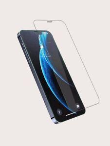 Protection film Verre trempé écran iPhone 11 12 X XS Max XR 8 7 6S 5 11 Pro