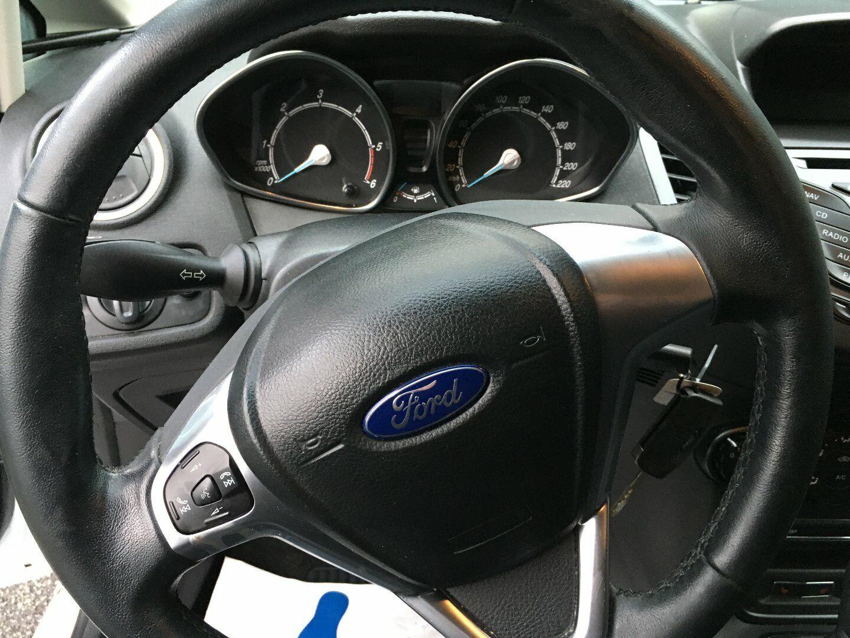 Ford Fiesta 1,5 TDCi 95 Trend ECO Van - billede 8
