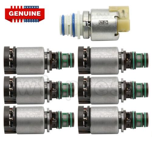 Genuine 7PCS 6R80 Transmission Solenoid Set For FORD F150 MUSTANG AL3P7G276AF