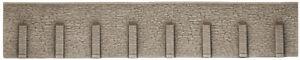 NOCH-58066-Spur-H0-Stuetzmauer-33x12-3cm-Grundpreis-1qm-276-25-Euro