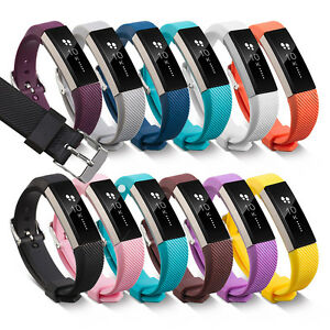 Secure-Strap-for-Fitbit-Alta-amp-Fitbit-Ace-Band-Wristband-Buckle-Bracelet-Tracker