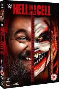 WWE-Hell-In-A-Cell-2019-2x-DVD-NEU-DEUTSCH-Deutscher-Kommentar