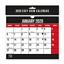 Planificador de Pared Hogar Organizador Comercial Visita 2020 Calendarios