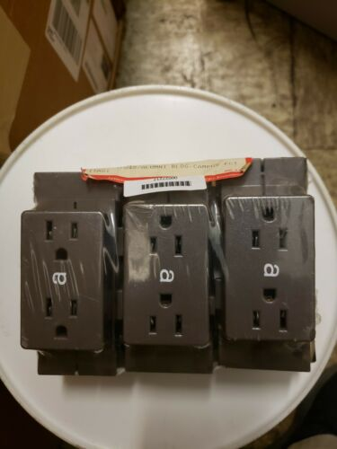 E1311.A.MT A circuit receptacle for Herman miller Ethospace pack of six
