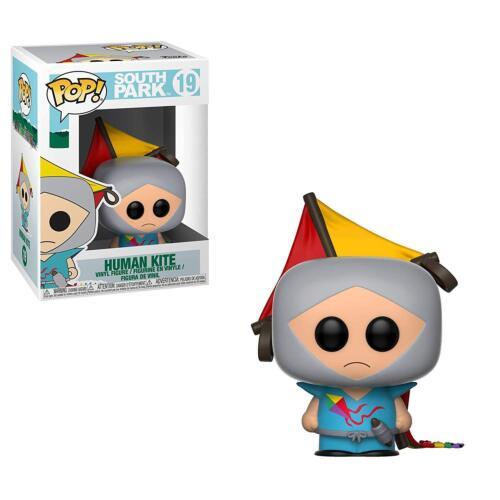 Human Kite 19 32864 In stock TV South Park Funko Pop