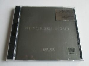 LUNA-SEA-Never-Sold-Out-CD-Taiwan-Import-Dlx-2-CDs-Includes-Bonus-Track-1999-NM