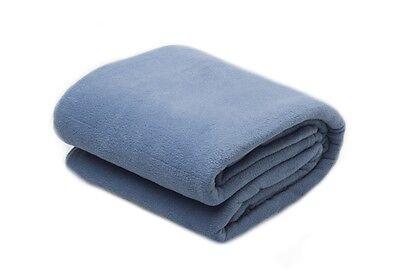 Fleece Blanket  Sofa Throw , Bed Throwover , Large Sizes , Bedspread ,