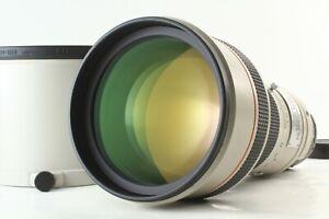 [Opt Near Mint] Canon New FD NFD 300mm F2.8 L telephoto Lens w/ Hood From Japan