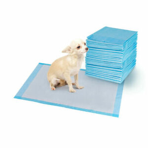 200-PCS-24-x-24-Puppy-Pet-Pads-Dog-Cat-Wee-Pee-Piddle-Pad-training-underpads