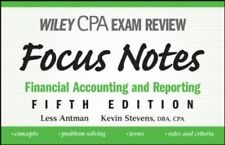 Wiley CPA Examination Review Focus Notes: Financial Accounting and Reporting