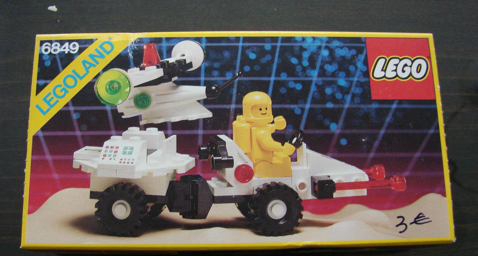 Nuevo LEGO ESPACIO 6849 satélites Patrulla-Legoland Nuevo Sellado Clásico 1987'