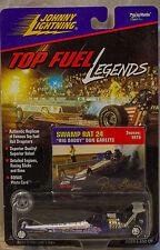 Johnny Lightning Top Fuel Legends Swamp Rat 24 Big Daddy Don Garlits 1979