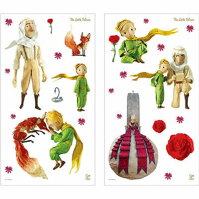 Hape Discovery Wall Stickers The Little Prince 824786 New 6943478013780 Ebay