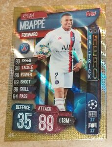 Topps Champions League 2019//2020 extra Trick Hero