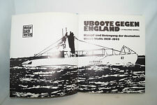 UBOOTE gegen England Kampf und Untergang der deutschen Uboot Waffe