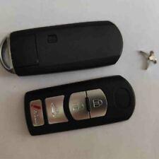 Premium Remote Key Fob Shell Case Keyless Entry For Mazda 3 6 Cx3 Cx9 Mx5 09 16 Fits Mazda