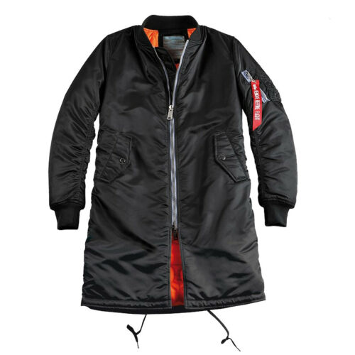 Cappotto Industries 1 Damen Cappotto Alpha Neu Tt Woman Parka Jacke Girl Wmn Ma g0xdq