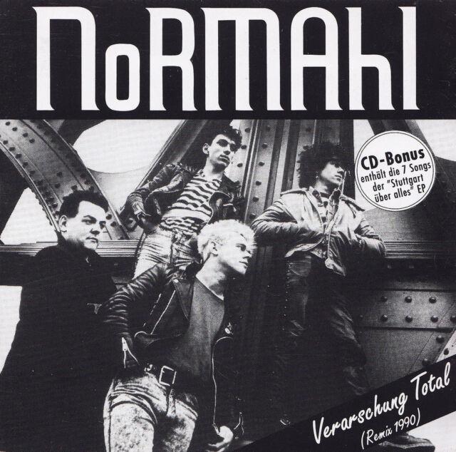 NORMAHL   -   Verarschung total (Remix 1990) CD