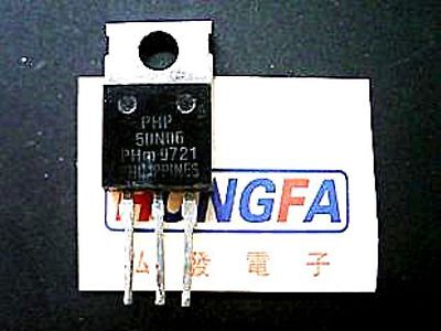 10 pcs WFP50N06 N-Channel MOSFET TO-220 New
