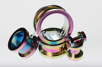 4er Set UV Lippen Piercing 1,2 x 10 x 3 mm Titan eloxiert YWHY139