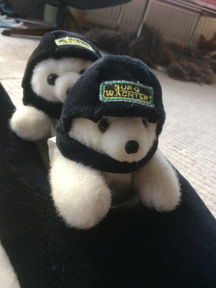 Bamser, Bobslæde med isbjørne.