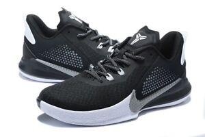 Nike Kobe Mamba Fury Basketball Shoes Sz 9.5 Black/Smoke Grey ...
